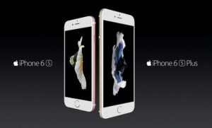 新型はiPhone6Sと6SPlus